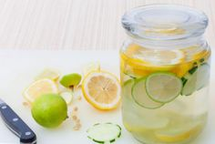 How to make refreshing detox water, step by step, including delicious, tried and true ingredient combinations, recipes, and more.