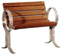 This is an extremely comfortable commercial bench available in both surface and portable mount options.  Gibraltar