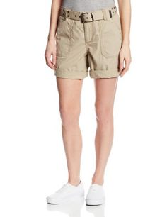 Carhartt Womens W El Paso ShortField Khaki4 >>> Continue to the product at the image link.