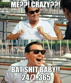A Leonardo Dicaprio Wolf Of Wall Street Meme Caption Your Own Images Or Memes With Our Generator