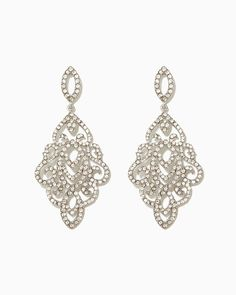 charming charlie Bella Amor Dangle Earrings UPC 400000268521