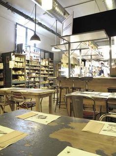 Woki Organic Market, Restaurant in Barcelona http://www.wokimarket.com/restaurante_bio.0.html