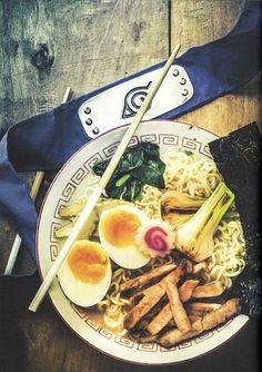 Unique Recipes, Asian Recipes, Healthy Recipes, Ethnic Recipes, Ramen Noodle Recipes, Ramen Noodles, Sopa Ramen, Naruto 1, Boruto