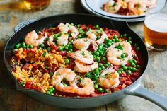 Recipe: Weeknight Skillet Paella — Recipes from The Kitchn
