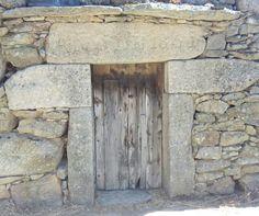 Puerta en Sayago. Zamora.