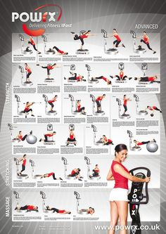 Somevibration platesdon't come packaged with exercise charts and even if they do it can be beneficial to expand your knowledge by learning more exercises to increase the all round fitness of your body. On this page you will find a range of vibration plate exercises in both video and chart for to ensure that you …