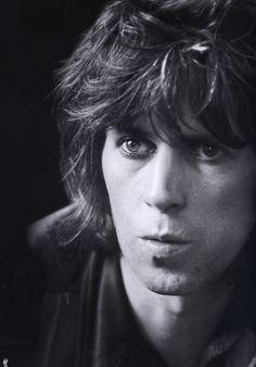 Keith Richards 1974