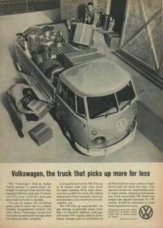 Vw sc ad Volkswagen Transporter, Vw Volkswagen, Volkswagen Bus, Vw T1, Mercedes Benz, Porsche, Auto Union, Vw Vintage, Ford