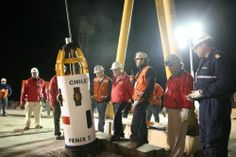 The Odd Masonic Imagery of the 33 Chilean Miners' Rescue Read more