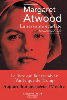 La Servante écarlate - The Handmaid's tale ebook by Margaret ATWOOD Margaret Atwood, George Orwell, Elisabeth Moss, Good Books, Books To Read, My Books, Book Writer, Book Authors, Science Fiction