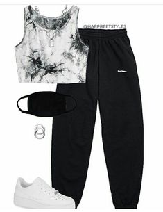 Cute Lazy Outfits, Cute Swag Outfits, Teenage Outfits, Sporty Outfits, Teen Fashion Outfits, Retro Outfits, Simple Outfits, Look Fashion, Stylish Outfits