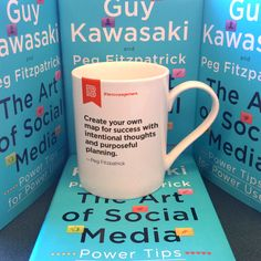 """This week's #bencouragement is an homage to @pegfitzpatrick & @guykawasaki who are the authors of their latest book """"The Art of Social Media"""". If you're in or want to be in the social media space, I highly recommend picking up this book. It's full of actionable tips to help you create a compelling presence online.  Now go out there and map your own success for 2015 and beyond.  ▸ http://instagram.com/p/woM6yksJnM/"""