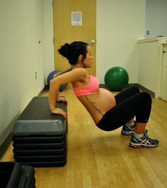 Pregnancy workouts