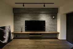 Modern Home Interior Design, Home Office Design, Tv Wall Cabinets, House Plans With Pictures, Living Room Wall Units, Tv Wall Decor, House Wiring, Kids Bedroom Designs, Tv Wall Design