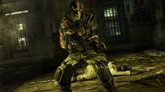 dead space 3, chapter 1 (XBOX Games)