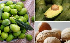 Die 5 besten Quellen für gesunde Fette