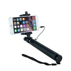 #Amazon: Stocking Stuffer! Selfie Stick for $3.95 after coupon with free shipping http://www.lavahotdeals.com/us/cheap/stocking-stuffer-selfie-stick-3-95-coupon-free/50326