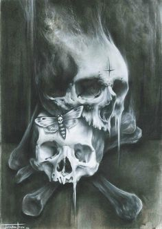Skulls and Death heads
