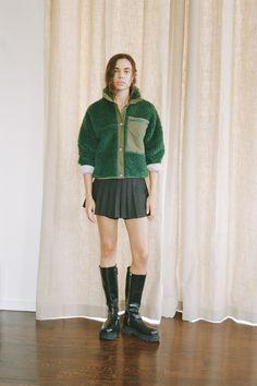 Men Fashion Show, Fashion Week, New York Fashion, Womens Fashion, Fashion Trends, Fashion Inspiration, Vogue Paris, Sandy Liang, New Yorker Mode