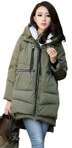 Orolay® Women's Thickened Down Jacket (Gift Ideas & Most Wished) at Amazon Women's Coats Shop