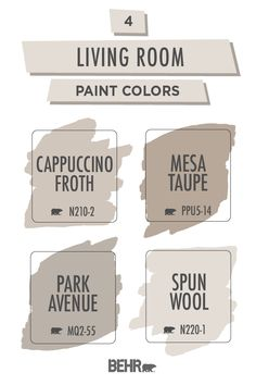 Searching for some classic interior design inspirat&; Searching for some classic interior design inspirat&; BEHR Paint behrpaint New Home Inspiration Searching for some classic interior design inspiration […] living room colors Taupe Paint Colors, Farmhouse Paint Colors, Paint Color Palettes, Paint Colors For Home, House Colors, Furniture Paint Colors, Behr Exterior Paint Colors, Glidden Paint Colors, Rustic Paint Colors