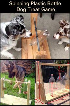 dog care,dog stuff,dog tips,dog training,dog hacks Pet Dogs, Dog Cat, Pets, Diy Dog Toys, Dog Games, Homemade Dog, Diy Stuffed Animals, Ideas, Animaux