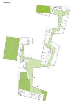 Bildungszentrum Tor zur Welt,Ground Floor Plan