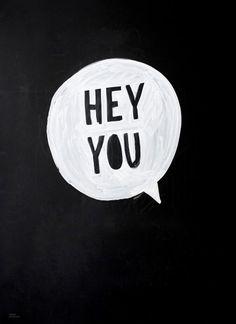 My Deer Art Shop - Hey you