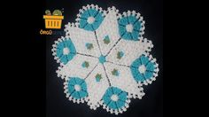 Vintage Crochet Doily Pattern, Crochet Doilies, Rugs And Mats, Crochet Videos, Knitting For Beginners, Stitch, Stars, How To Make, Stuff To Buy