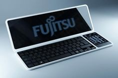 Fujitsu® Launches Concept Lifebook with Shared Hardware