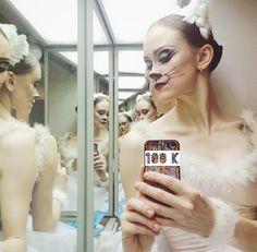 Balet - jak wygląda naprawdę? fot. @darianvolkova