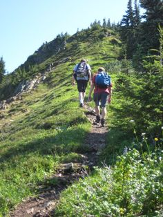 Good general reference on hikes near Bellingham - lots of short descriptions, including Baker hikes and Chuckanut hikes