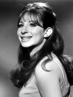 Image result for barbra streisand black and white