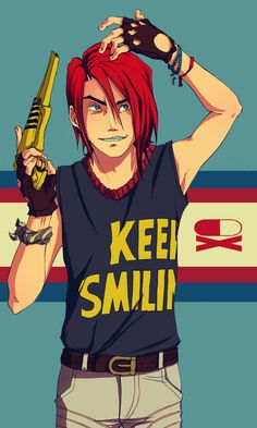 Party Poison, this is so cool!