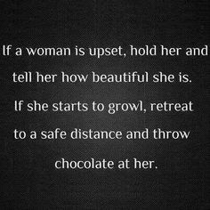 Skip the rest...just throw the chocolate
