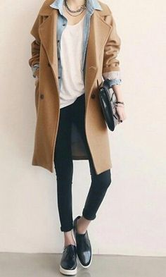 camel coats the best fashion trend suitable to everything