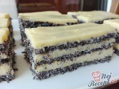 All Time Easy Cake : Delicious poppy seeds, Oreo Desserts, Pudding Desserts, Sweet Desserts, Sweet Recipes, Delicious Desserts, Cake Recipes, Dessert Recipes, Vegetarian Sweets, Vegetarian Recipes Easy