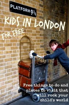 London For Kids, For Free. #familytravel in London is incredibly affordable if you remember that most things in London are actually free. Sure, accommodation will hit you in the pocket, but you can have amazing days out and not spend a cent. Everything I know about London, from 8 years of living here when we're not travelling the world, for you. World Travel Family nomadic family travel blog.