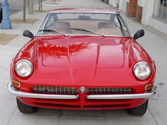 AC Frua Technical Data | Classic Cars Pictures