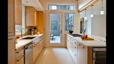 Galley Kitchen Design | Galley Kitchen Design Ideas | Small Galley Kitch...