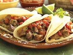 A crispy dish with a citrus kick--Carnitas aren't just for enjoying in Mexican restaurants. The secret to authentic carnitas cooks up at home in three easy steps that combine the savory juiciness of pork shoulder with delicious spices. Roasted Pork Shoulder Recipes, Pork Shoulder Roast, Mexican Dishes, Mexican Food Recipes, Healthy Recipes, Ethnic Recipes, Spanish Recipes, Spanish Food, Meat Recipes