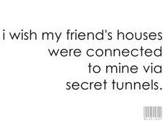 Ummm YES!!! late night tunnel runs would be soo fun! @Melanie Kramper Pickert @Rachael Curfman @Jenna Pfeiffer @Jessica Hawkinson @Chelsea Dutton @Lindsay Pfautsch @Ellen Wegner