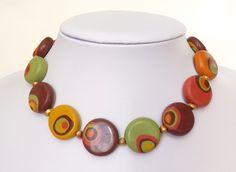 Penelope Stern, love the retro pattern & colors.