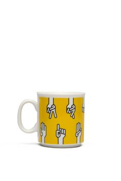 Otova - High Sign Series / Hands Up! Mug