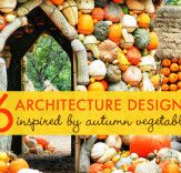 6 Festive Architecture Designs Inspired by Fall Harvest Vegetables | Inhabitat - Sustainable Design Innovation, Eco Architecture, Green Building