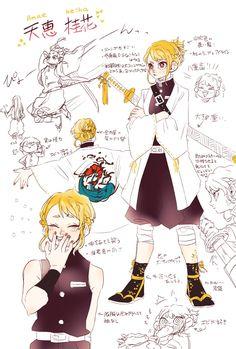 Anime Kiss, Anime Oc, Anime Demon, Manga Anime, Demon Slayer, Slayer Anime, Character Art, Character Design, Susanoo Naruto