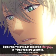 The source of Anime quotes & Manga quotes : Photo