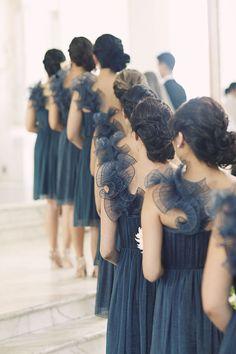 Di Vinci Bridesmaid Dresses 17
