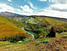 رودخانه شاهرود را در کرج ببینید! سفری بهاری به استان البرز