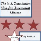 In today's world, it is very important that high school students develop a comprehensive understanding of the U.S Constitution, and I've created a ...